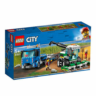 60223 LEGO CITY Harvester Transport 358 Pieces Age 5+ New Release for 2019!