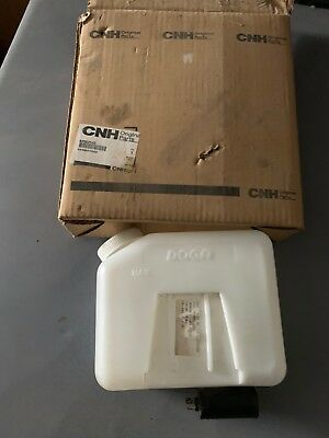 Case New Holland CNH DOGA Windshield Fluid Reservoir 82002540, NOS