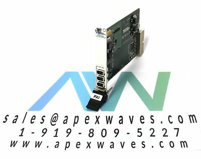 PXI-8252 National Instruments PXI Firewire 189908A-01 - 2 Year Warranty