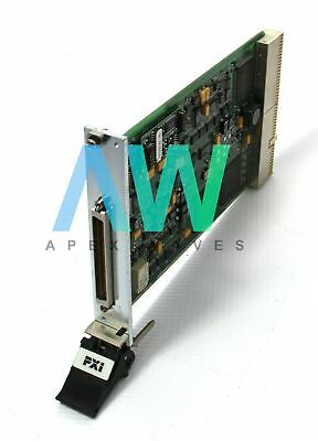 PXI-6052 National Instruments Multifunction DAQ 186408G-01 - 2 Year Warranty
