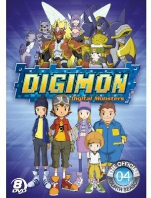 Digimon: Digital Monsters - The Official Fourth Season [8 D (DVD Used Very Good)