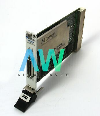 PXI-6254 National Instruments Multifunction I/O 779118-01 - 2 Year Warranty