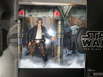In Stock Star Wars Black Series 2018 SDCC Exclusive Han Solo /& Mynock