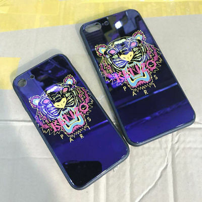 37c3171a17 FASHION KENZO PARIS iPhone Case For iphone X 6/7/8 S Plus Tiger Head Kenzo  Cover