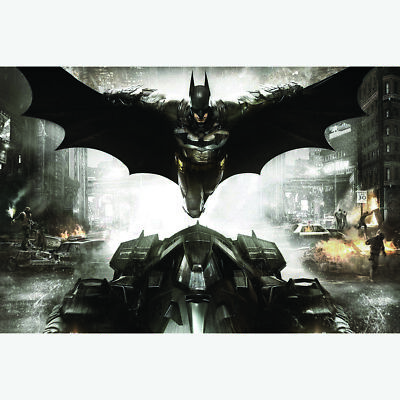 """HD Canvas Batman Painted Oil Painting Wall No Frame Home Decoration 12""""X18"""""""