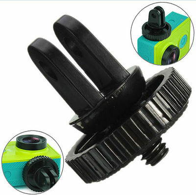 """1/4"""" Monopod Tripod Mount Adapter with Screw Thread For GoPro Hero 1 2 3 3+&&"""