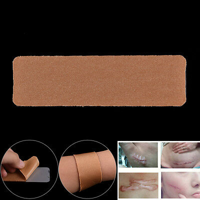 Nude Scar Therapy Remove Trauma Burn Silicon Patch Reusable Acne Gel SkinRepair-