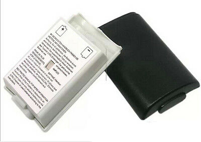 High Battery Pack Cover Shell Case Kit for Xbox 360 Wireless@#