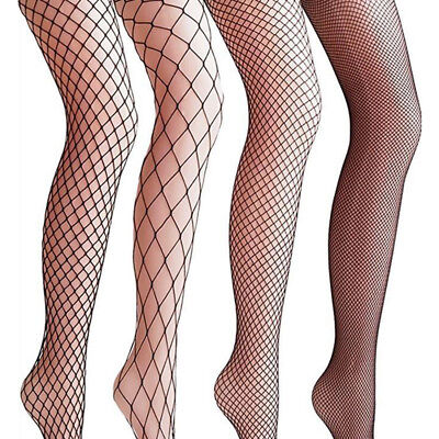 Women Fishnet Tights Stocking Hollow Out Sexy Pantyhose Hosiery Female Mesh