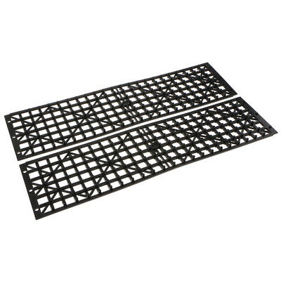 2pcs/lot Tire Emergency Pads Auto Traction Mat Recoveries Traction Tracks