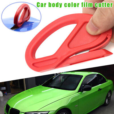 Car Auto Cutter Vinyl Film Graphic Safety Cutting Tool Wrapping Paper Decals