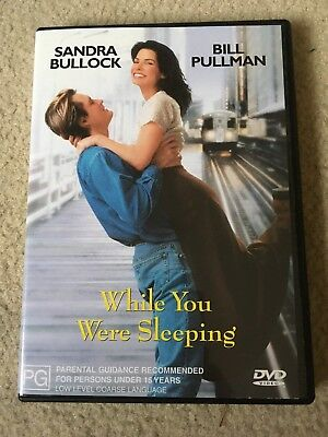 While You Were Sleeping (DVD, 2003)