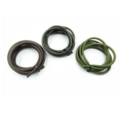 Sporting Goods Other Terminal Tackle 3m Green Silicone Rig Tube Sleeve Anti-Tangle Rig Tubing for Carp Fishing