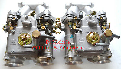 Fiat 127,2x 40 Dcom 2 Weber Carburateur Made In Italy,Alles Neuf,Mise au Point