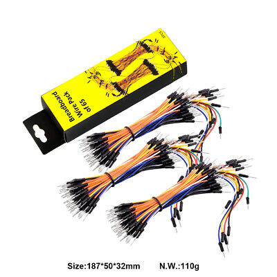 195Pcs Keyestudio 2.54mm Female to Female Dupont Wire Jumper Cable for Arduino