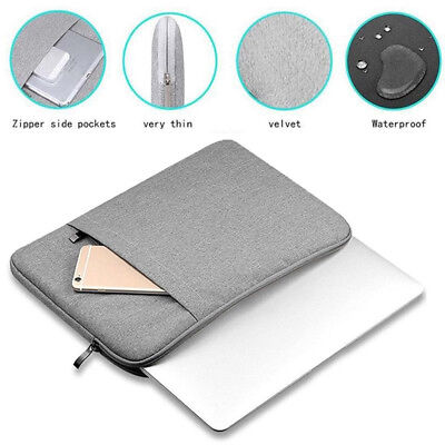 Waterproof Laptop Sleeve Case Carry Cover Bag for Macbook Air Pro11 13Notebook .