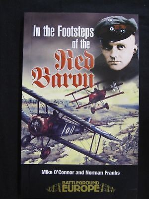 In the Footsteps of the Red Baron - Albatros D-III, von Richthofen Flying Circus