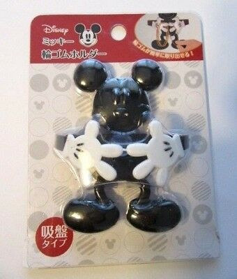 Disney Mickey Mouse Rubber Band Holder Cute item Japan