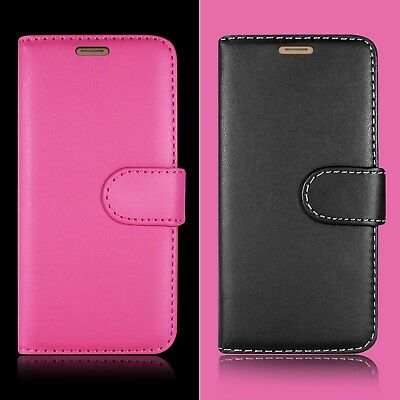 Wallet Book Leather Protected Phone Case Cover For Zte Blade A110 & More Models