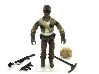 Action Force GI Joe Cobra ☆ ALPINE v1 ☆ Figure Rare Hasbro Vintage nr 100% 1985
