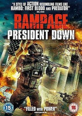 Rampage - President Down *New/sealed DVD* FULLY GUARANTEED / FREEPOST