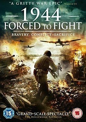 1944 Forced to Fight - WWII film *New/sealed DVD* FULLY GUARANTEED / FREEPOST