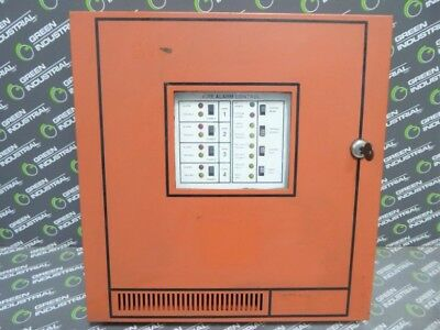 USED Firelite Alarms Miniscan 4024 Protected Premises Unit Fire Alarm Control