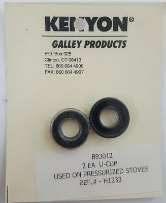Kenyon Galley Products B93012 Replacement U-Cup