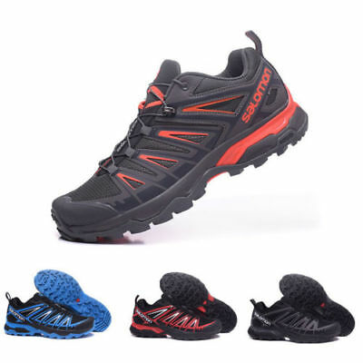 2018 HOT! Outdoor Men's Salomon Athletic Running Shoes Hiking Sneakers