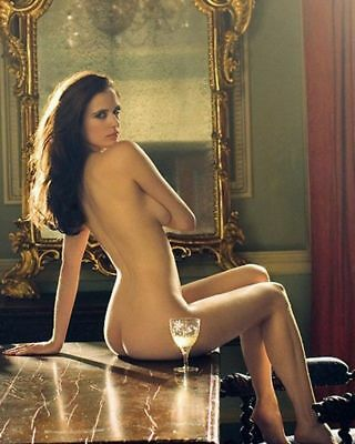 Eva Green Sexy Lying Naked 8x10 Picture Celebrity Print