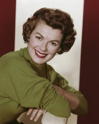 Barbara Hale Smiling Posing For The Photo 8x10 Picture Celebrity Print