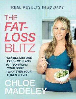 The Fat-Loss Blitz by Chloe Madeley NEW