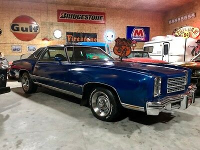 1976 Chevrolet Monte Carlo LANDAU, HD VIDEO, NO RESERVE!! Best offer Daily Driver 350 V8 HD VIDEO 1970 1972 1971 ss 1975 1977 1978