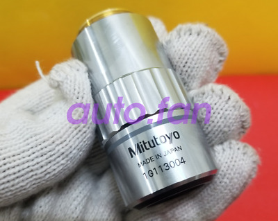 FOR Mitutoyo M plan Apo 2X/0.055 ∞/0 f=200 Target objective lens