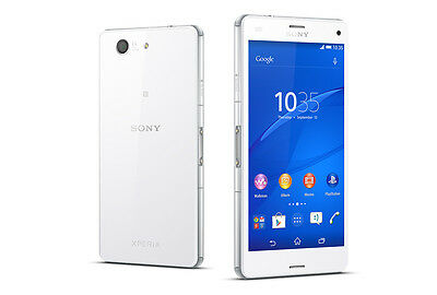New Sony Xperia Z3 Compact Dummy Display Phone - White - Uk Seller