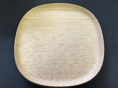KINTO UNITEA Nonslip Non Slip Saucer Maple 45135 from JAPAN