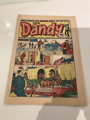Vintage Dandy No 2268 11th May 1985