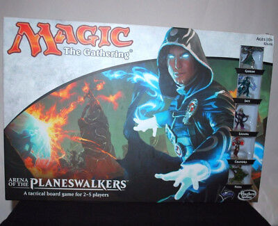MAGIC The GATHERING ~ NEW ~ ARENA of the PLANESWALKERS Game ~ With 35 Miniatures
