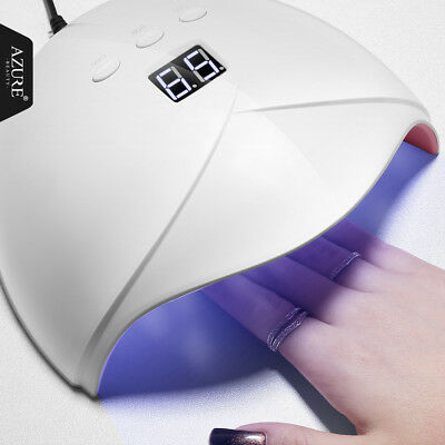 Pro 36W UV LED Nail Dryer Lamp Gel Polish Curing Nail Art Manicure Machine Timer