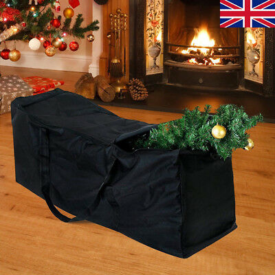 Extra Large Christmas Tree Storage Bag Pack Sack Waterproof Polyester Cushion BE