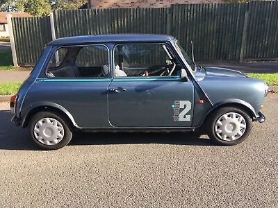 CLASSIC 1990 ROVER MINI STUDIO 2 MOT JULY 54K MILES 998cc