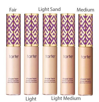 NEW TARTE Double Duty Beauty Shape Tape Contour Concealer - Choose From 5 Shades