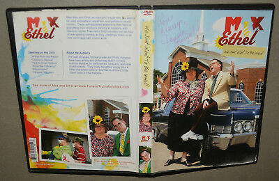DVD - Max & Ethel - We Just Want to Be Used!