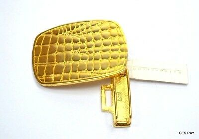 Vintage Dotty Smith Gold Tone Belt Buckle Sagaofluck