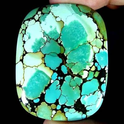 Natural Tibet Turquoise Oval, Pear, Pair Cabochon Untreated Loose Gemstone TC02