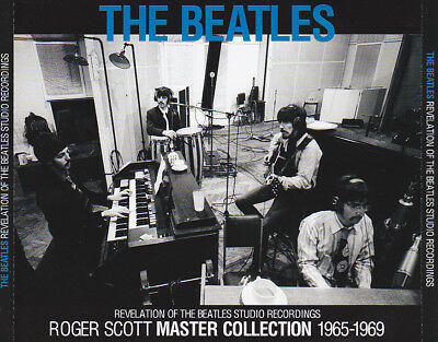 BEATLES - Roger Scott Master Collection  1965-1969 3×CD(FACTORY PRESS DISC) F/S