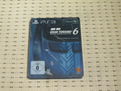 Gran Turismo 6 Anniversary Edition für Playstation 3 PS3 PS 3 *OVP*