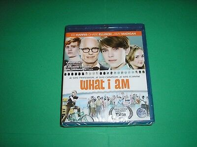 "BLU-RAY,neuf emballé""WHAT I AM"",ed harris,chase ellison"