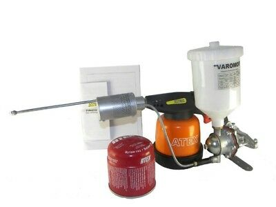 Varomor.Smoke.Cannon.Vaporiser.Evaporator.Treatment.Varroa.Mites.Beekeeping.Bee.