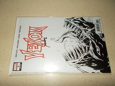 VENOM #3 4TH PRINTING Variant NM Marvel 1st FULL KNULL APP 2018 Cates Stegman